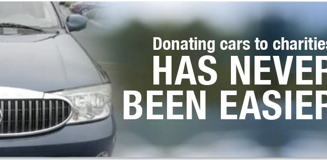 donate cars to charity